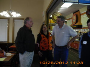 Jim Smith, Mollye & Jim Henley