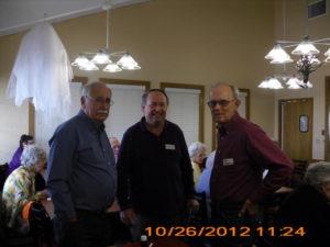 Lloyd Garrison, David Haggard & Bob Bumgarner